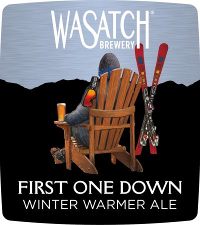 First One Down Winter Warmer Ale