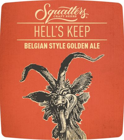 Hells Keep Belgian Golden Ale
