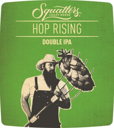 Hop Rising Double IPA